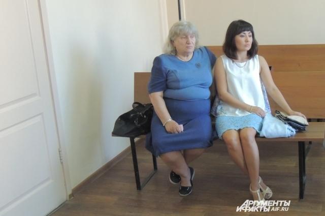 Екатерина и Зоя Тугановы.