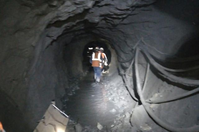 Тела обнаружили в руднике вечером 25 января.