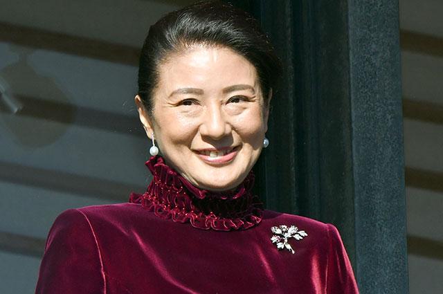 Масако Овада — супруга императора Нарухито.