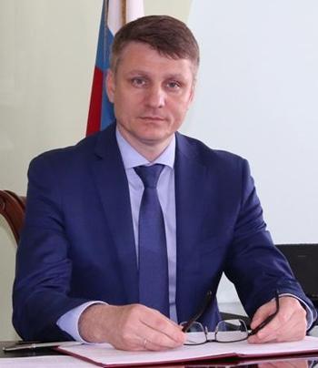 Глава администрации г. Шахты Андрей Ковалёв