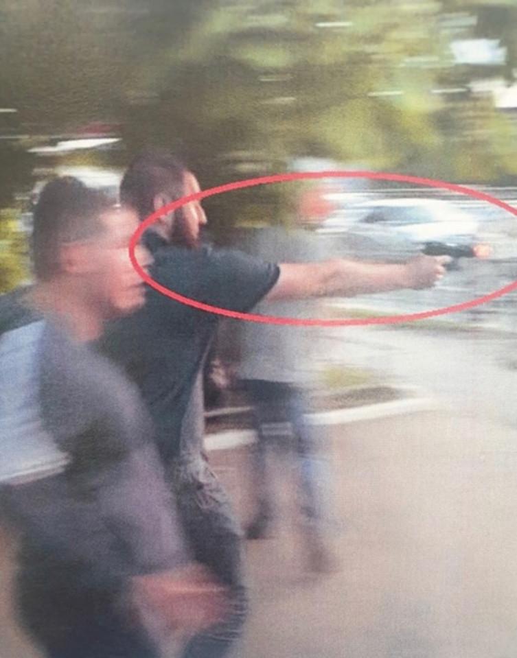 Человек, который стрелял в оператора