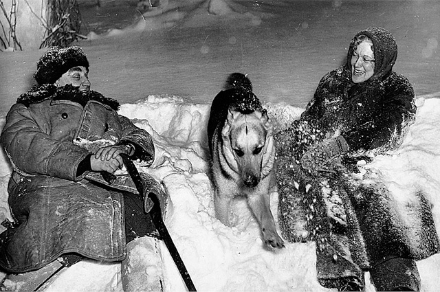 Рядом с Григорием Александровым Любовь Орлова становилась обыкновенной женщиной