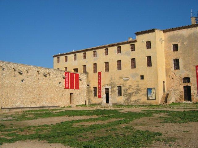 Крепость Пинероль