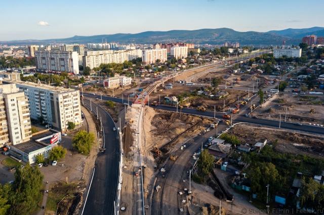 Для строительства дороги на улице Волочаевской перед Универсиадой понадобилось изъять у частников 17 га земли.