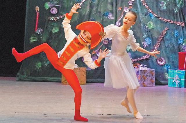 Коллектив «Марина» радует поклонников постановками знаменитых балетов.