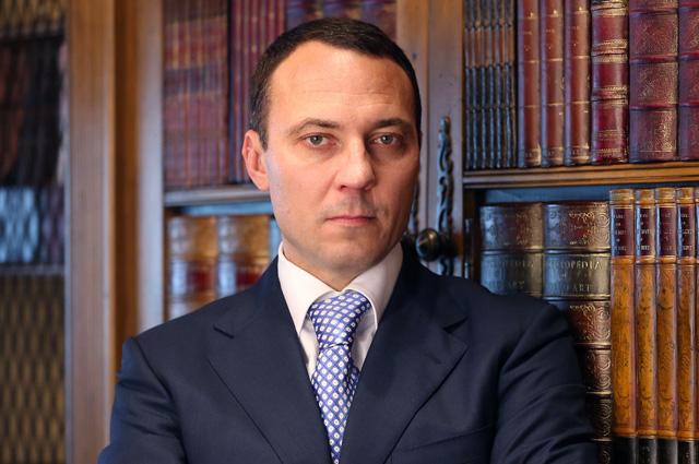 Российский бизнесмен Александр Евгеньевич Удодов