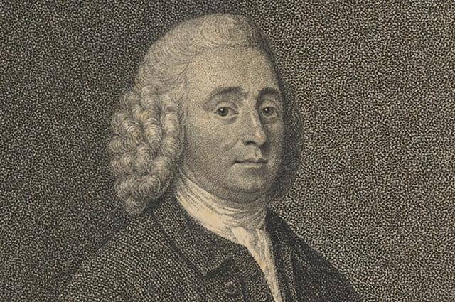 Томас Димсдейл.
