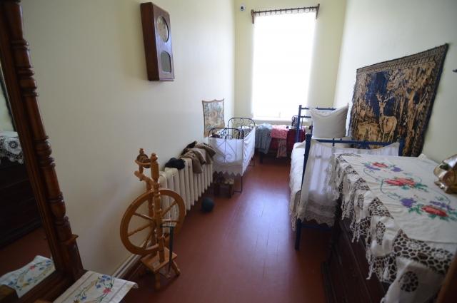 Музей - квартиру семьи Гагариных удалось спасти.