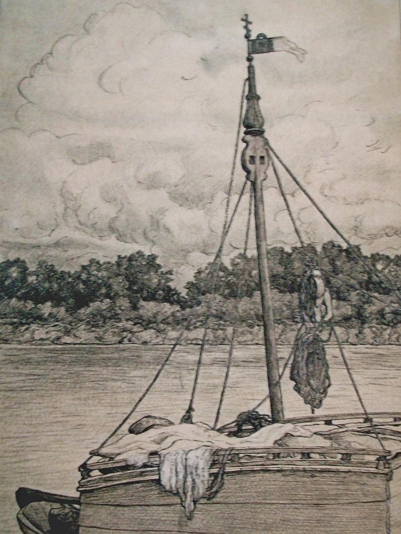 Фото 1928 года из сборника «Земля сургутская» ред.Я.А.Яковлев