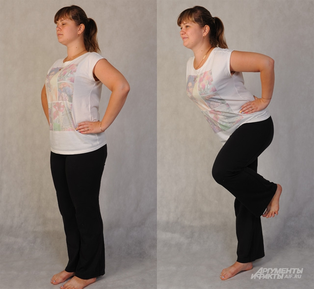 Комплекс упражнений для тех, кто хочет быть в тонусе