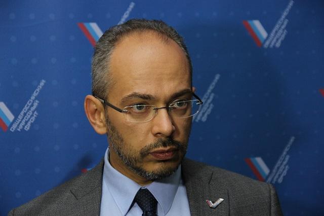 Эксперт Народного фронта Николай Николаев