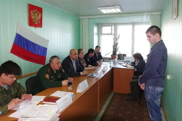 В Красноярском крае процент годности составляет порядка 73-75.