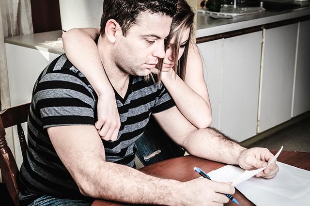 кредит, долг, семья