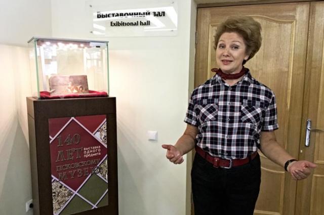 Ольга Васильева.