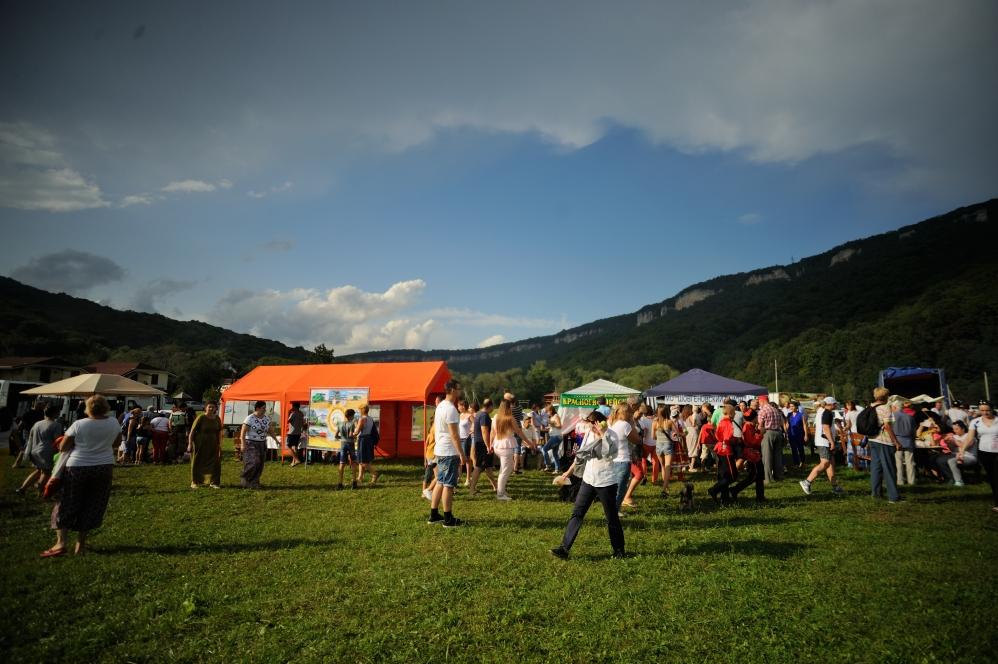 Фестиваль адыгейского сыра.