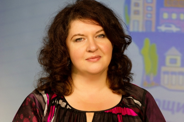 Елена Степакина.