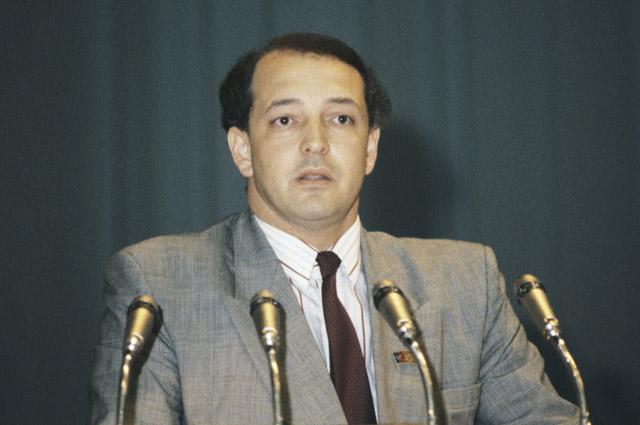 Артем Тарасов. 1990 г.