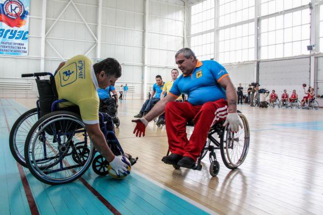 День физкультурника стал спортом без границ