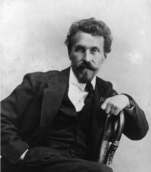 Алексей Рыков.