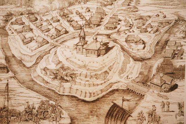Два с половиной века истинной столицей края был Енисейск