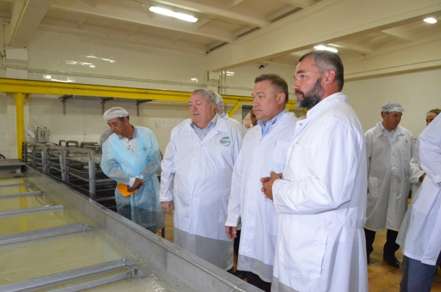 Кроме увеличения мощностей завода, будет расширен ассортимент продукции