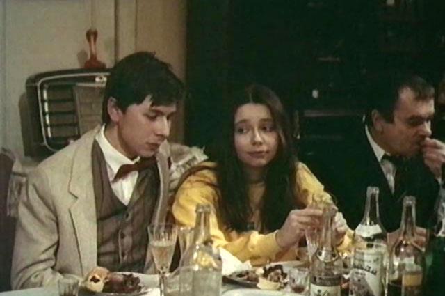 Александра Табакова в фильме «В городе Сочи темные ночи», 1989 г.