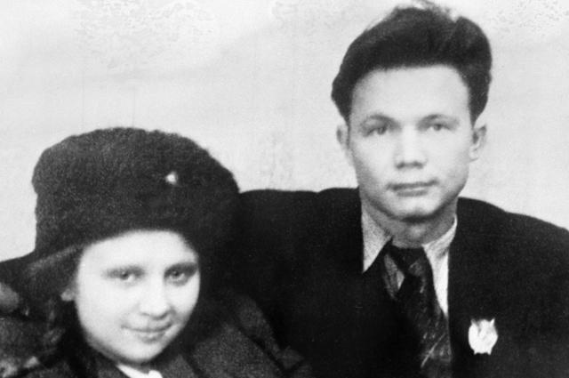 Рада и Леонид Хрущевы.