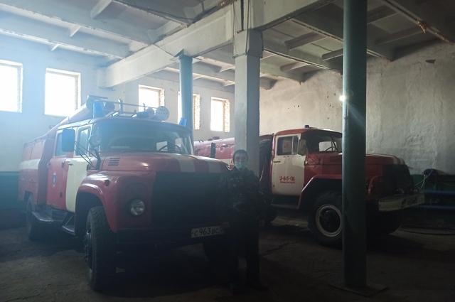 ДПК Прибельский (пожарные добровольцы)