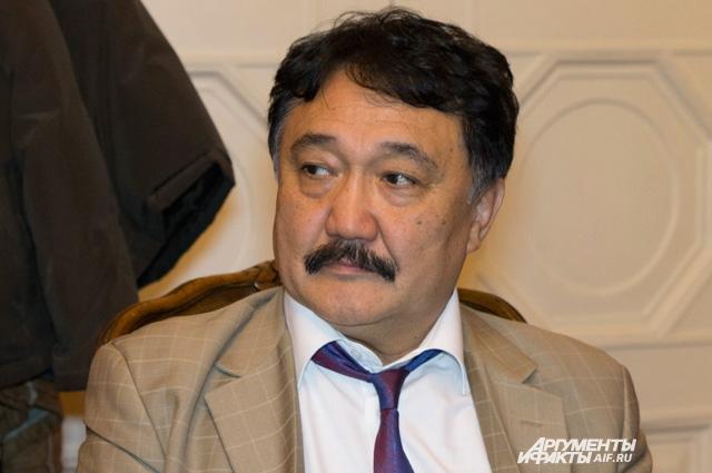 Бакыт Бакетаев