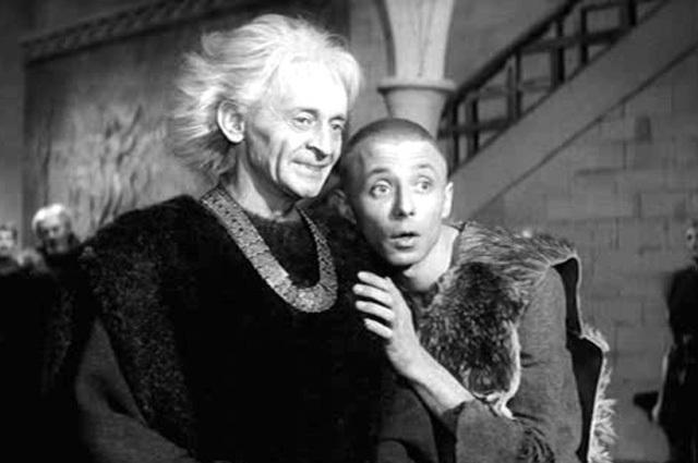 Фильм «Король Лир» стал последней работой Козинцева в кино.