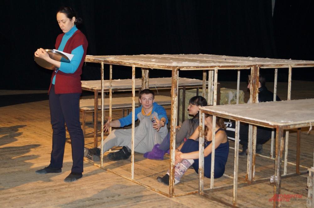 Главная идея мюзикла - сформировать у детей представление о модели человеческой жизни.