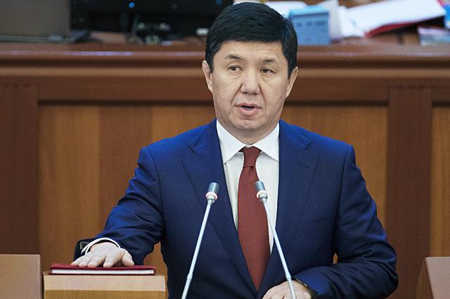 Темир Сариев.