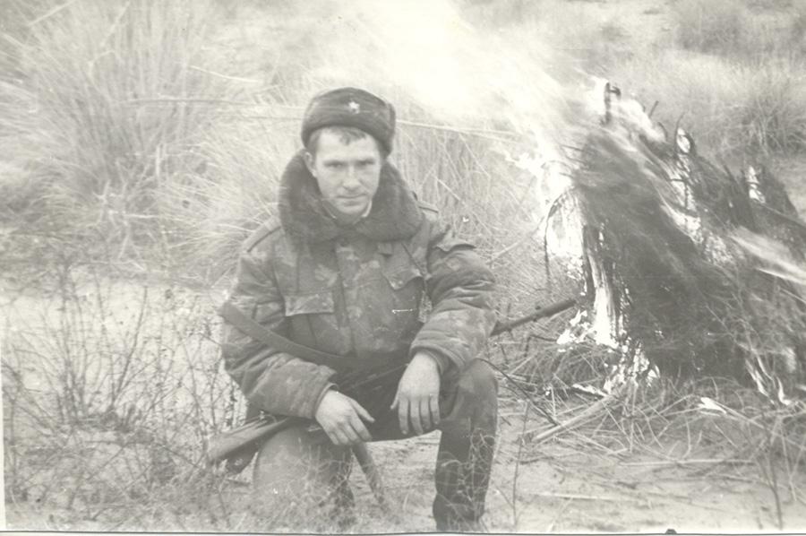 О той войне Арбузов старался не вспоминать.