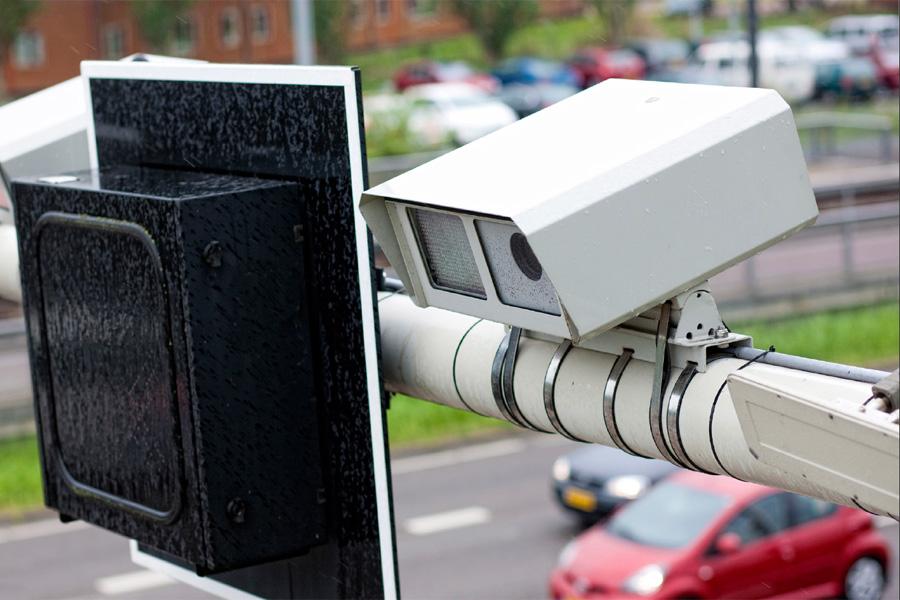 Современные камеры контроля скорости Ganso