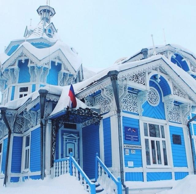 Русско-немецкий дом.