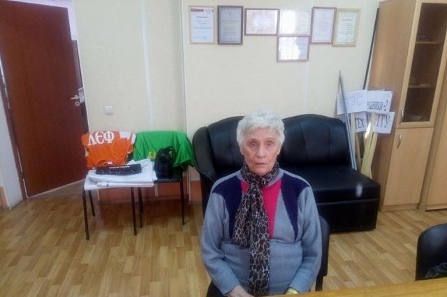 Тамара Морозова и сегодня следит за успехами гандболисток