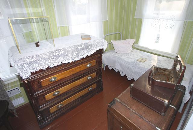 Дом памяти Марины Цветаевой.