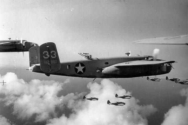 Б-25 «Митчелл», 1944 г.