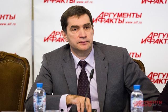 Основной спикер Писаревский Евгений Леонидович.