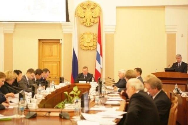 Заседание Межотраслевого совета потребителей.