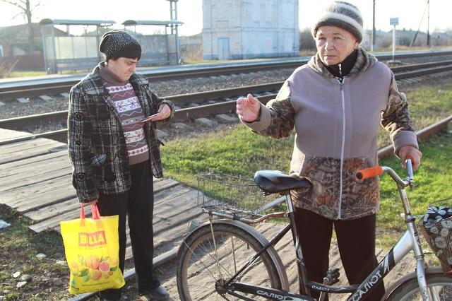 Местные жители о ситуации: минусы - убавилось рабочих мест; плюсы - стало безопасно.
