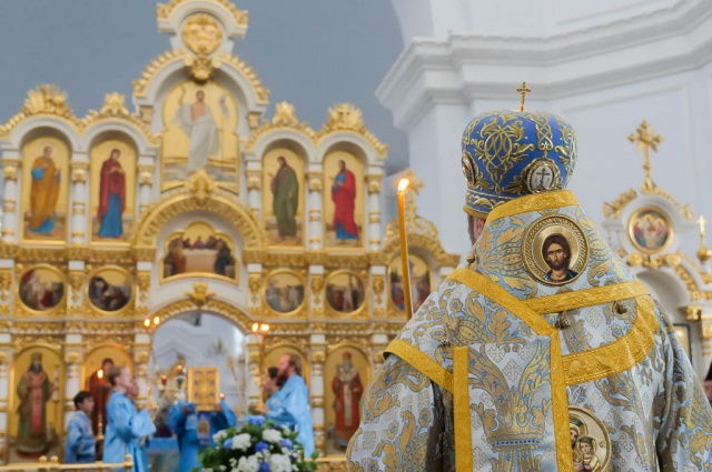 Свято-Успенский собор. Современность.