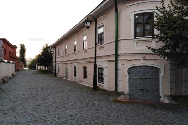 Улица Кунче в Старо-Татарской слободе.