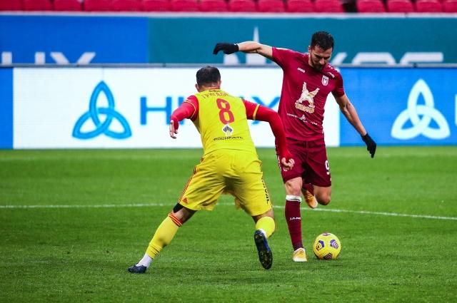 Деспотович забил уже шестой гол в сезоне
