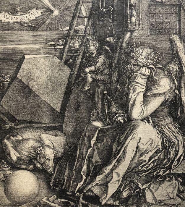 «Меланхолия», 1514 г.