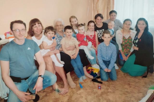 Все в семье Екатерины Марковны или врачи, или инженеры.