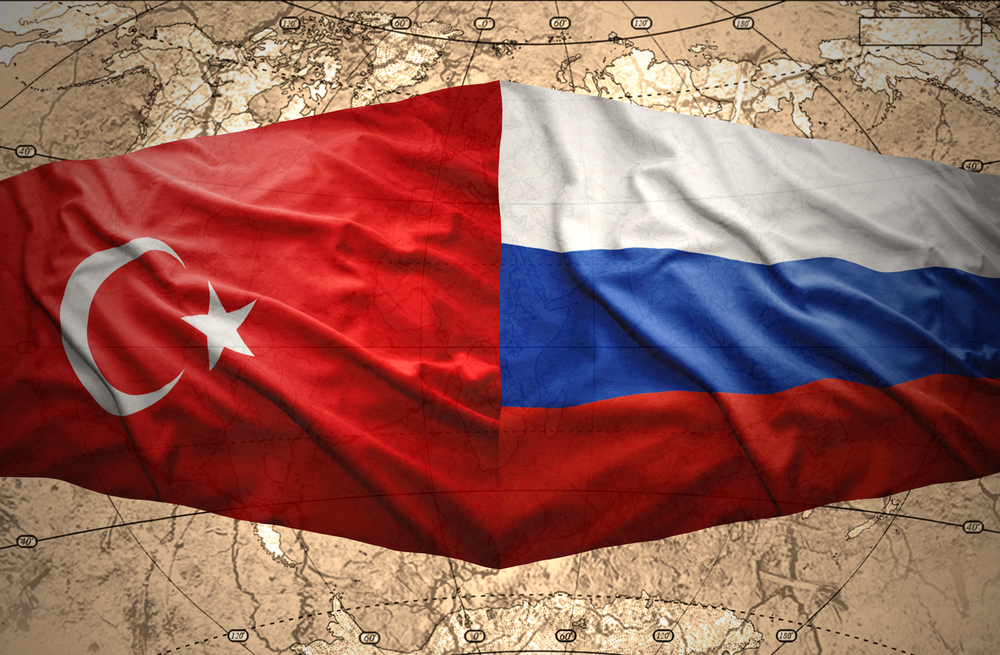 Россия, Турция