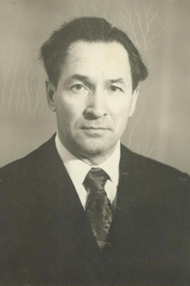Ветеран Шитов