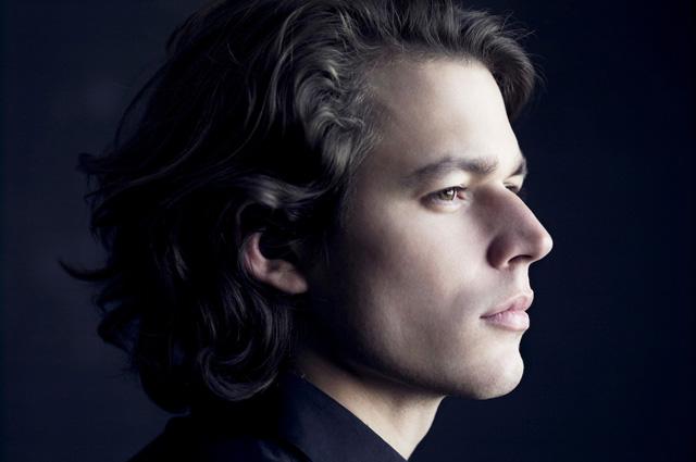 Французский пианист Давид Фрэ.