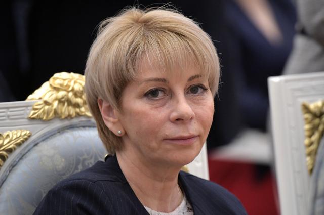 Директор Международной общественной организации «Справедливая помощь» Елизавета Глинка.